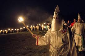 the ku klux klan is slowly rising again new york post