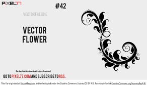 Vector <b>Flower Ornament</b>