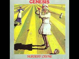 <b>Genesis</b> - <b>Nursery Cryme</b> (Full Album, Non-Remastered) - YouTube