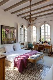 achieve spanish style room by room beams bedrooms and window achieve spanish style room