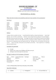 resume model diepieche tk hayley eldridge professional model resume by liamei12345 resume model 16 04 2017