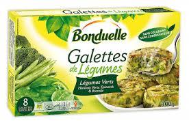 """Галеты Bonduelle овощные """"Зеленый букет"""", 300г - купить с ..."""