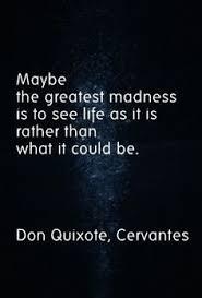 Miguel de Cervantes on Pinterest | Don Quixote, Identity Quotes ... via Relatably.com