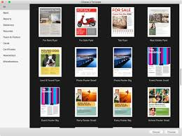 a few words on mac pages and templates tera talks pages templates
