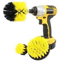 <b>GOCOMMA 3</b>-in-<b>1 Electric Drill</b> Brush Head