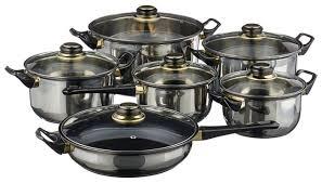 <b>Набор</b> посуды <b>MAYER &</b> BOCH 6077 12 пр. — купить по выгодной ...