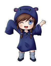 Image result for fille manga chibi