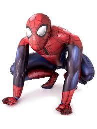Ходячий воздушный <b>шар</b> Человек паук 91 см <b>ANAGRAM</b> 8543871 ...