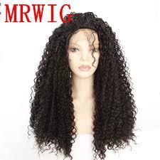 <b>MRWIG</b> Dark Brown Hair Color <b>26in</b> 180%Density Kinky Curly ...