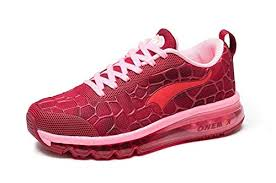<b>ONEMIX Women's</b> Air Cushion <b>Running</b> Shoes Lightweight Walking ...