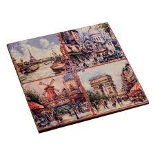 <b>Подставка под горячее</b> Gift'n'home Париж Париж, <b>15 x15</b> см ...