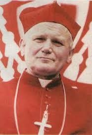 http://img526.imageshack.us/img526/3420/odswiecen2. Karol Wojtyla. Kardynalski biret z rak Papieza Pawla VI otrzymal w wieku 47 lat. - odswiecen2