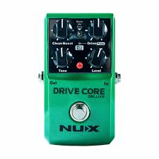 NEW <b>NUX</b> Upgraded Drive Core Deluxe Overdrive <b>Guitar effects</b> ...