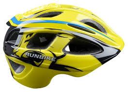<b>Шлем Runbike</b>. Размер 48-52 см. Цвет: Сине-желтый купить в ...
