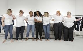 plus size clothing stylish trendy plus size fashions penningtons 7 women 7 body types 1 denim love