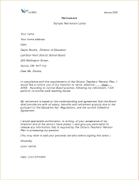 retirement letter to employer academic resume template related for 5 retirement letter to employer