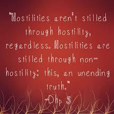 Hostilities Quotes. QuotesGram