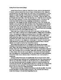 university and college essay fo you   movie critique essayhow to write a critical essay   essay writing help