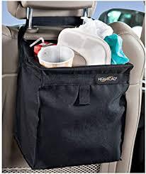 High Road TrashStash Hanging Car Trash Bag with ... - Amazon.com