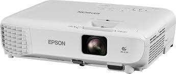 <b>Проектор Epson EB-W05</b>, White — купить в интернет-магазине ...