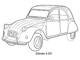 cv clipart citroen 2 cv year 1960