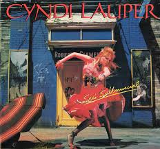 <b>Cyndi Lauper</b> - <b>She's</b> So Unusual (1983, Carrollton Pressing, Chet ...