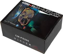 Тестируем бюджетный <b>блок питания Crown</b> Micro <b>CM</b>-PS500