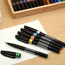 <b>Кисть Pentel Brush</b> Sign Pen Artist SESF30C - 289 руб.