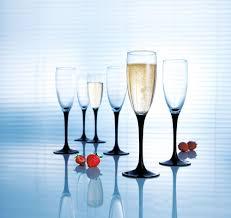 "<b>Набор фужеров для шампанского</b> Luminarc ""Домино"", 170 мл, 6 шт"