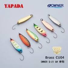 <b>HISTOLURE 6Pcs/lot Fishing</b> Lure Colorful Spoon Bait 2.2g 25mm ...