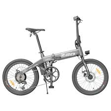 <b>HIMO Z20 Folding</b> Electric Bicycle 20 Inch Tire Gray