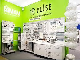 <b>PULSE</b> - Мебельная фурнитура механизмы и <b>аксессуары</b>