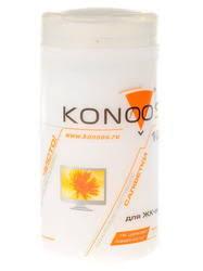 Купить <b>Салфетки Konoos KBF</b>-<b>100</b> по супер низкой цене со ...