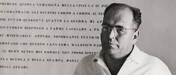 Danilo Dolci (1924-1997) was a peacemaker and sociologist who first came to Sicily from the north of Italy in the beginning of the 1950s in order to study ... - dd