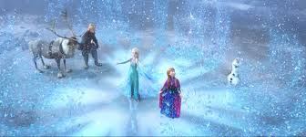 Image result for frozen elsa anna skating kristof