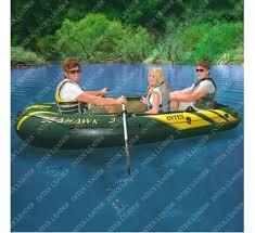Купить Лодка надувная <b>3</b>-<b>х</b> местная с <b>алюминиевыми веслами</b> и ...