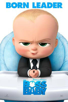 The Boss Baby (2017) Dual Audio {Hindi-English} 480p  720p   1080p