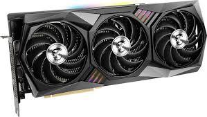 Обзор <b>видеокарты MSI GeForce RTX</b> 3080 Gaming X Trio (10 ГБ)