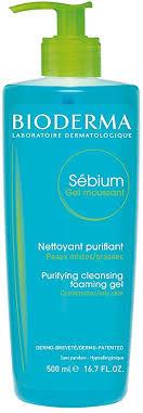 <b>Bioderma Sebium Purifying</b> Foaming Gel 500ml: Amazon.co.uk ...
