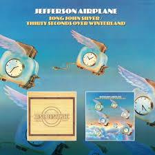 <b>Jefferson Airplane</b> - <b>Long</b> John Silver / Thirty Seconds Over ...