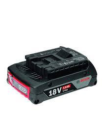 <b>Аккумулятор Bosch</b> GBA (<b>1600A012UV</b>) 18В 3Ач Li-Ion — купить в ...