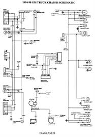full diagram of engine wire harness yukon fixya 29 1994 98 gm truck chassis schematic