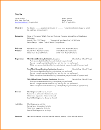 11 blank resume templates for microsoft word budget template 11 blank resume templates for microsoft word