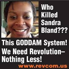 "No Indictments in Modern-Day Lynching of Sandra Bland - ""I'm ... via Relatably.com"