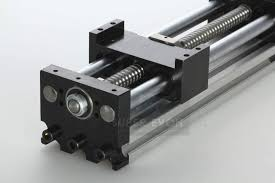 linear motion module <b>300mm</b> Travel length <b>Ballscrew 1605</b> Sliding ...