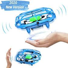 UFO <b>Drone</b> toy with LED, Theefun <b>2020 NEW</b> VERSION UFO <b>Mini</b> ...