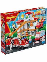 <b>Конструктор Fireman</b> 246 дет.743 <b>Bauer</b> - купить в Новосибирске ...
