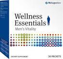 Metagenics - Wellness Essentials Men Vitality 30 Count