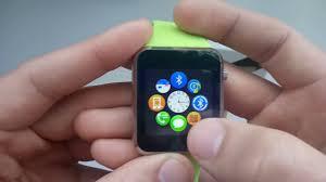 Бюджетные <b>умные</b> смарт-<b>часы</b> A1, как Apple <b>Watch</b> и в разы ...