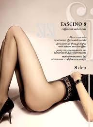 Купить <b>SiSi</b> Fascino 8, <b>колготки</b> цвета nero, tropico, miele, ambra ...